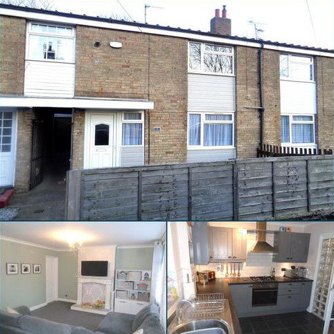 2 bedroom terraced house for sale - 4 Epping Close