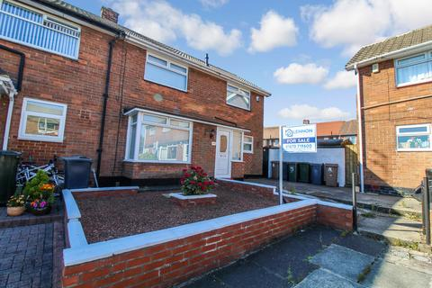 2 bedroom semi-detached house for sale - Bude Grove, North Shields