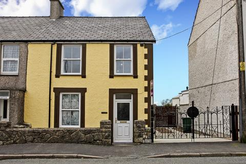 3 bedroom semi-detached house for sale - Waunfawr, Caernarfon, Gwynedd, LL55