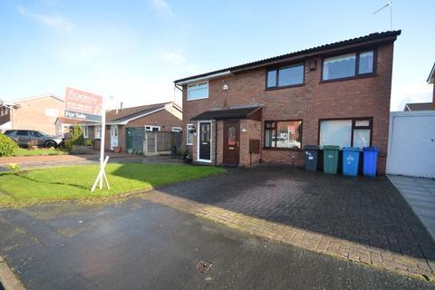3 bedroom semi-detached house for sale - Tiverton Close, Widnes