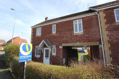 3 bedroom end of terrace house to rent - Heol Y Dryw, Rhoose, Vale of Glamorgan