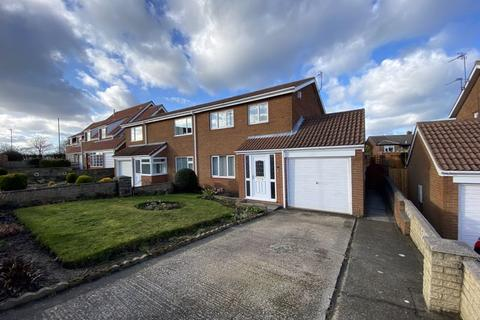 3 bedroom semi-detached house for sale - Conyers Court, Brotton