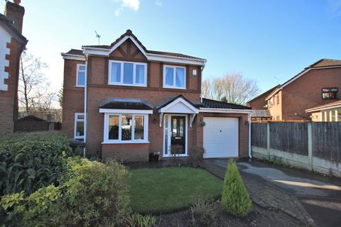 4 bedroom detached house for sale - Finsbury Park, Widnes, WA8