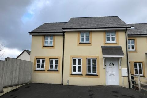 3 bedroom semi-detached house for sale - Llys Y Dderwen, New Quay, SA45