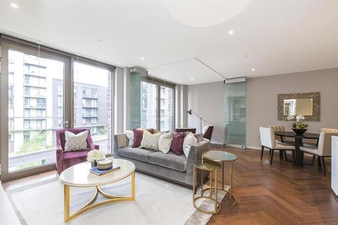 2 bedroom flat for sale - Capital Building, Embassy Gardens, London