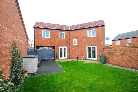 3 bedroom detached house for sale - Bosworth Way, Leicester Forest East
