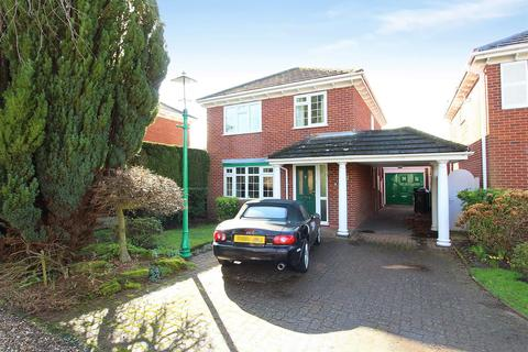 4 bedroom detached house for sale - Histons Drive, Codsall, WV8 2ET