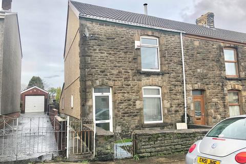 2 bedroom end of terrace house for sale - Middle Road, Cwmdu, Swansea, SA5