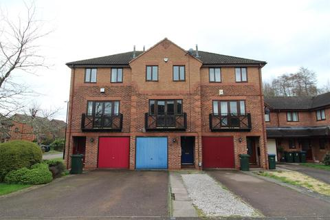 3 bedroom townhouse for sale - Cricket Close, Coundon, Coventry