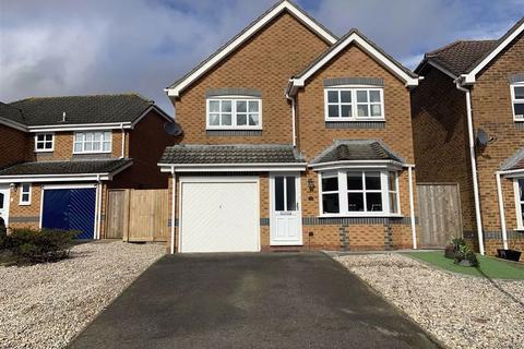 4 bedroom detached house for sale - Dickson Way, Pewsham, Chippenham, Wiltshire, SN15