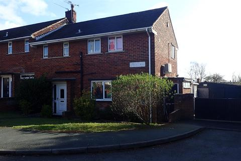 3 bedroom end of terrace house for sale - Havard Way, Wrexham