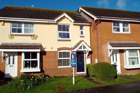 2 bedroom terraced house for sale - Priory Gardens, Burnham-on-Sea, Somerset