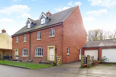 4 bedroom semi-detached house for sale - Tidcombe Walk, Tiverton