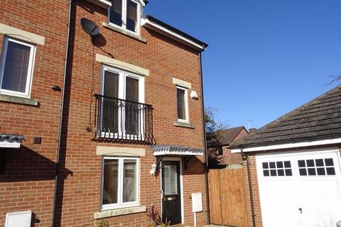 4 bedroom townhouse for sale - De Havilland Way, Burbage
