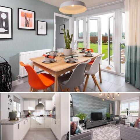 4 bedroom detached house for sale - Plot 126, Inveraray at The Fairways, 2 Westbarr Drive, Coatbridge ML5