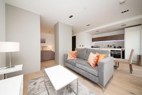 Studio to rent - Keybridge House, 2 Exchange Gardens, London, SW8
