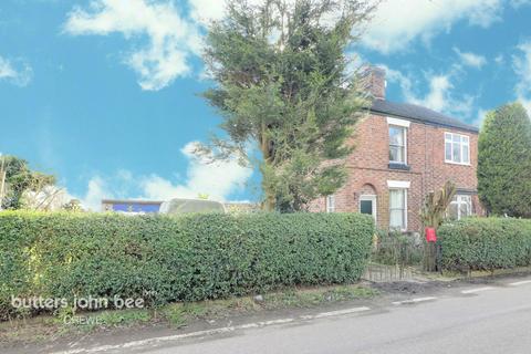 2 bedroom cottage for sale - Gresty Lane, Crewe