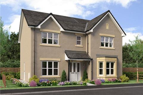 Miller Homes - Shawfair - Plot 130, Cullen at Preston Square, Rowberry Walk, Prestonpans, PRESTONPANS EH32