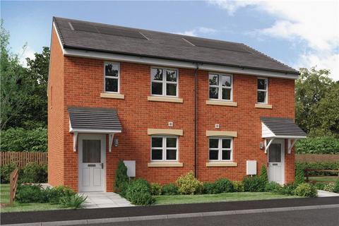 Miller Homes - Hawkhead - Plot 153, HELENSBURGH at Weirs Wynd, Barochan Road, Brookfield, JOHNSTONE PA6