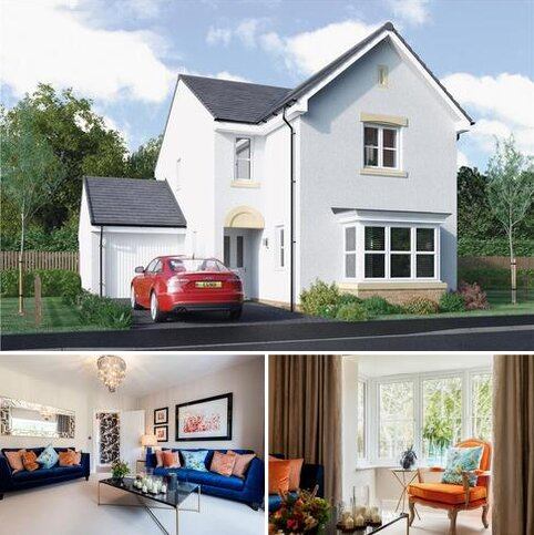4 bedroom detached house for sale - Plot 37, Fraser at Sycamore Dell, North Road DD2