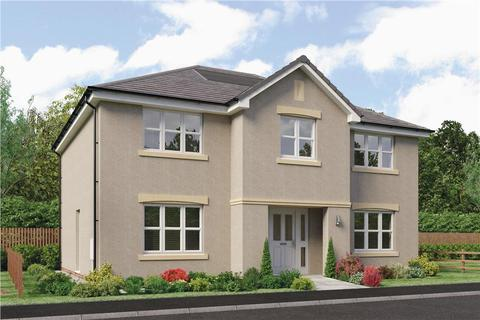5 bedroom detached house for sale - Plot 208, Hopkirk at Highbrae at Lang Loan, Bullfinch Way EH17