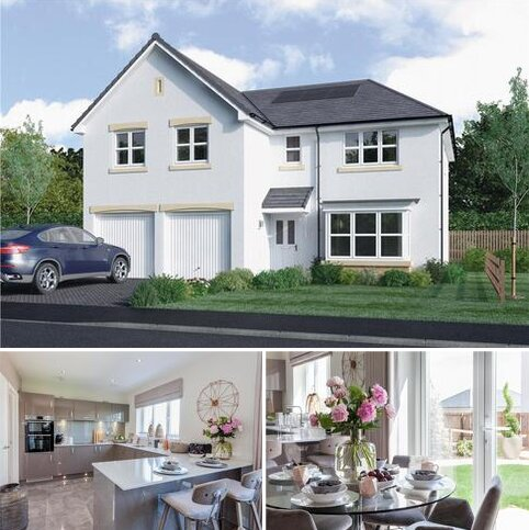 5 bedroom detached house for sale - Plot 45, Lockhart at Sycamore Dell, North Road DD2