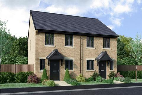 Miller Homes - Stephenson Meadows - Plot 14, The Austen  at Hemingway Court, Hemingway Court, Thornhill Road NE20