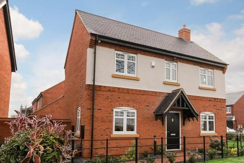Miller Homes - Highfields Phase 2 - Rykneld Road, Littleover, DERBY