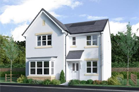 Miller Homes - Bothwellbank - Plot 180, Craigston at The Fairways, 2 Westbarr Drive, Coatbridge ML5