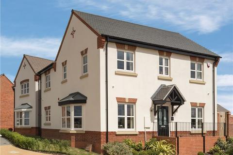 Miller Homes - Highfields Phase 2B - Rykneld Road, Littleover, DERBY