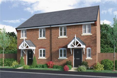 Miller Homes - Hackwood Park - Plot 998, Repton at Highfields Phase 2B, Rykneld Road, Littleover DE23