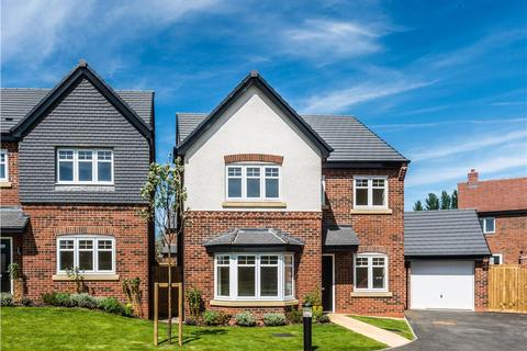 Miller Homes - Hackwood Park - Plot 181, ROCHESTER at Highfields, Rykneld Road, Littleover, DERBY DE23