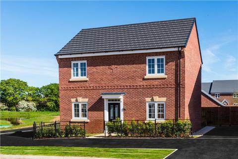 4 bedroom detached house for sale - Plot 32, Darley at Willow Grange, Marston Lane, Marston ST16
