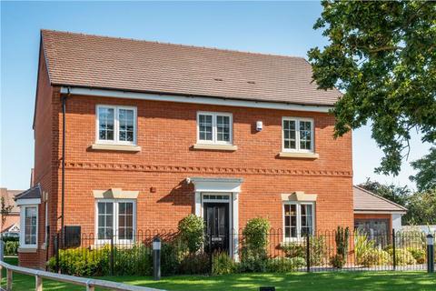 4 bedroom detached house for sale - Plot 109, Shenstone at Miller Homes @ Myton Green, Europa Way, Warwick CV34