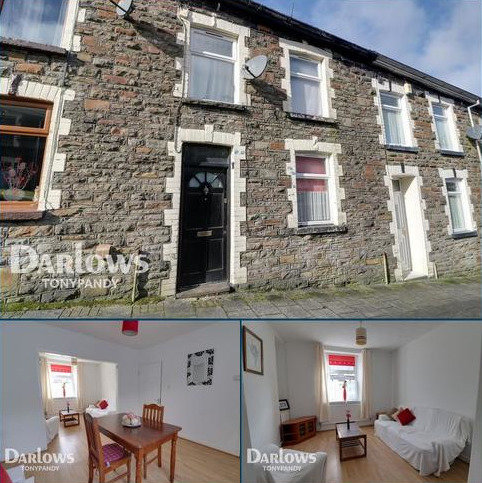 2 bedroom terraced house for sale - Pentre Road, Maerdy