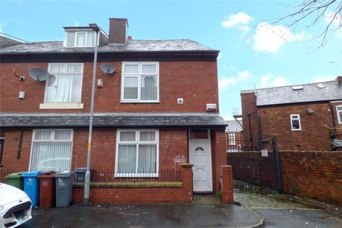3 bedroom end of terrace house for sale - Claude Street, Crumpsall, Manchester, M8