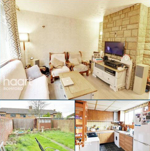 2 bedroom semi-detached house to rent - Romford