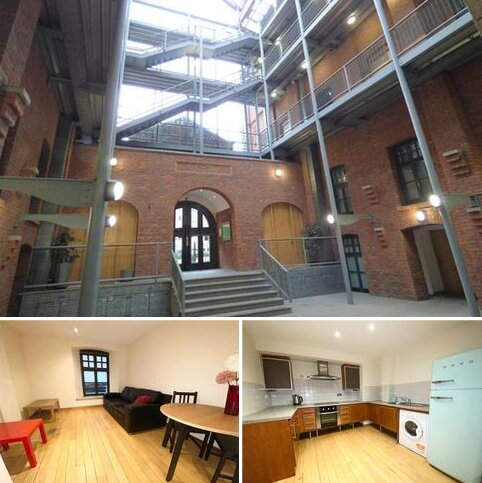 2 bedroom apartment to rent - Model Lodging House, Bloom Street, Salford, M3 6AJ