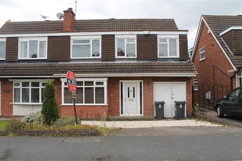5 bedroom semi-detached house for sale - Brailes Drive, Sutton Coldfield, Birmingham, B76 2UW