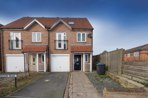 3 bedroom townhouse for sale - Cardoon Road, Consett, DH8 6GG