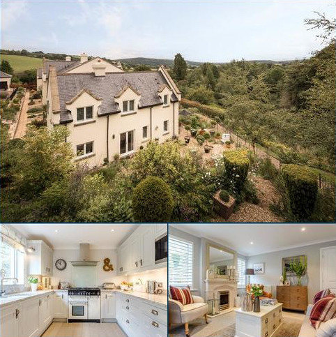 3 bedroom house for sale - Great Tree Park, Chagford, Newton Abbot, Devon