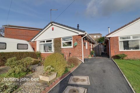 2 bedroom detached bungalow for sale - Mansfield Close, Newcastle