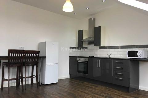 Studio to rent - Miskin Street, Cathays, CF24 4AP