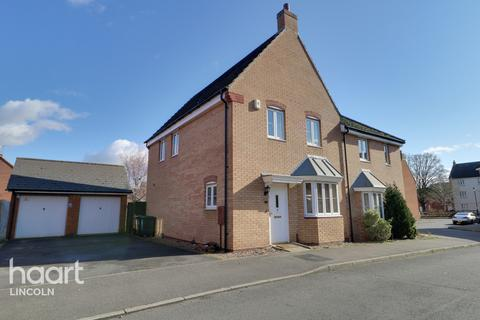 3 bedroom semi-detached house for sale - Tall Pines Road, Lincoln