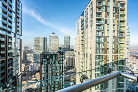 1 bedroom flat to rent - Talisman Tower Lincoln Plaza, London, E14