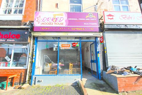 Restaurant for sale - Stoney Lane, Birmingham B12