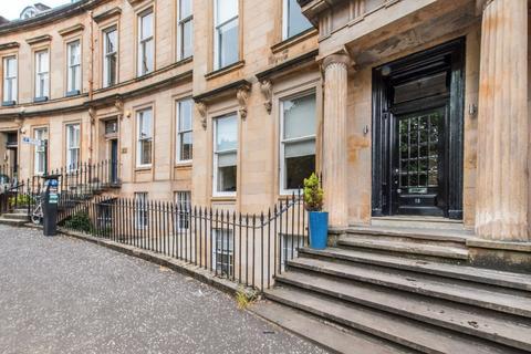 1 bedroom flat for sale - Lynedoch Crescent, Flat 2, Park District, Glasgow, G3 6EQ