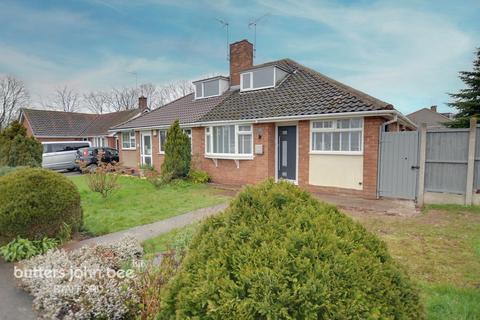 3 bedroom bungalow for sale - Dearnsdale Close, Stafford
