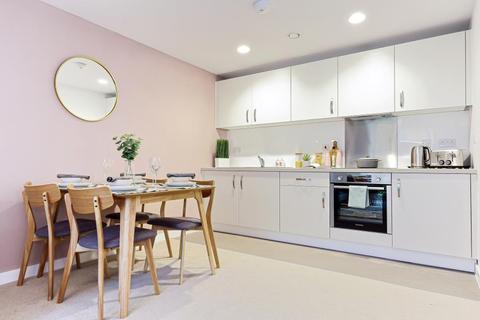1 bedroom apartment to rent - LEODIS SQUARE, DANIELS HOUSE, SWEET STREET, LS11 9ET