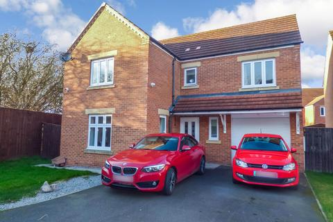 4 bedroom detached house for sale - Cinnabar Road, Stockton, Stockton-on-Tees, Cleveland, TS19 8FS